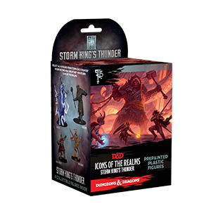 D&D Miniatures: Storm King's Thunder Booster Pack (1)