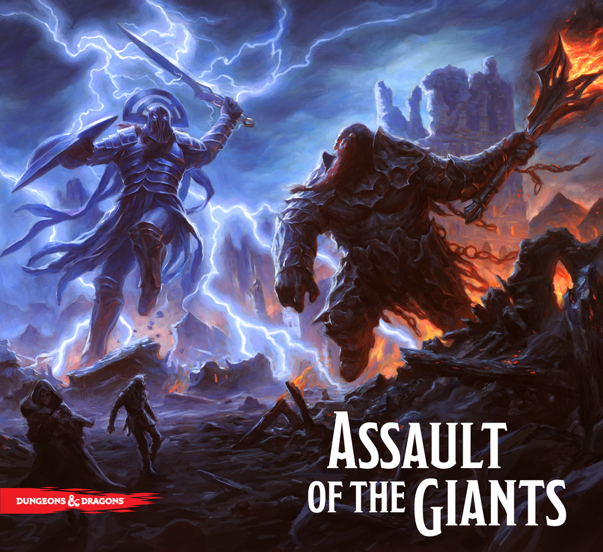 D&D: Assault of the Giants Board Game