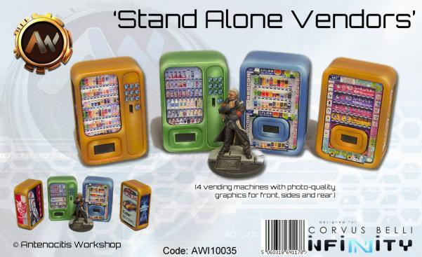 Stand Alone Vendors