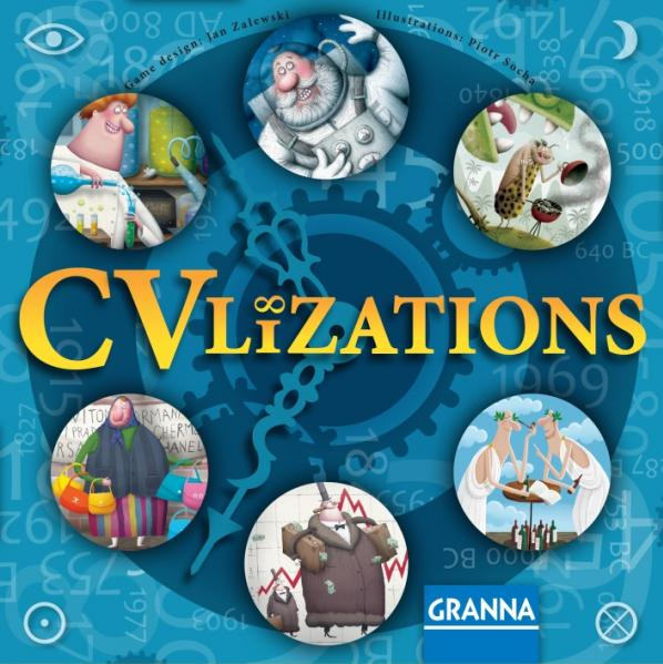 CV: CVlizations
