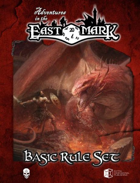 Adventures In The East Mark RPG: Red Box Edition
