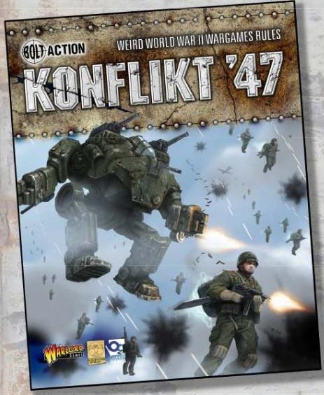 Bolt Action (Konflikt '47) Rulebook