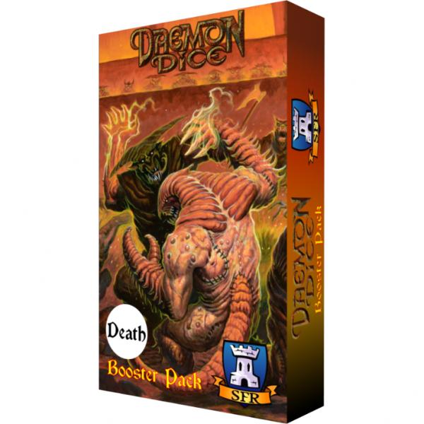 Daemon Dice: Death Daemon Booster