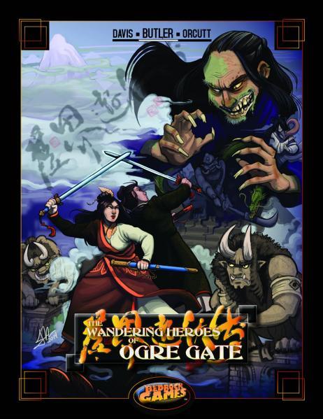 The Wandering Heroes Of Ogre Gate