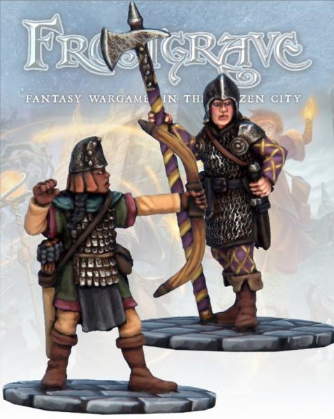 Frostgrave: Captains III