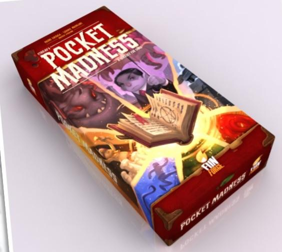 Cthulhu's Pocket Madness: A Horribly Fun Game