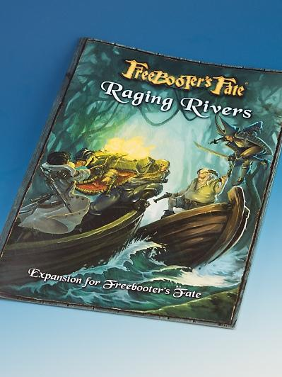Freebooter's Fate: Raging Rivers (Expansion)