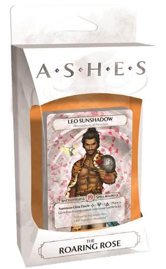 Ashes: The Roaring Rose Expansion