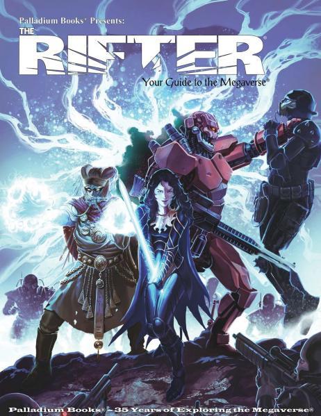 The Rifter Magazine #75