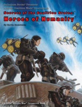 Heroes Of Humanity Arsenal (Secrets Of The Coalition States)