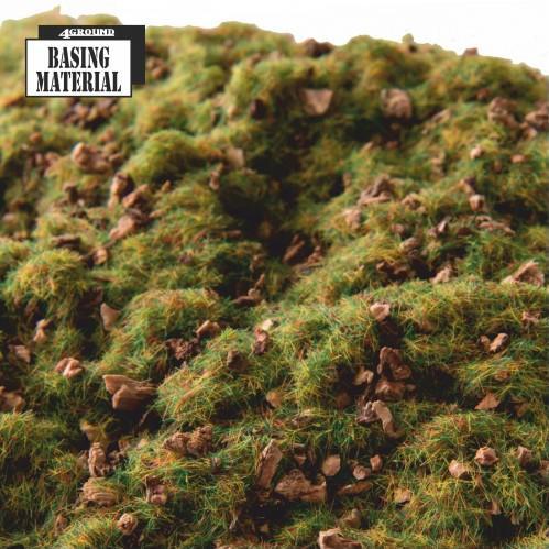 Miniature Basing: Fellendorf Meadow Scree