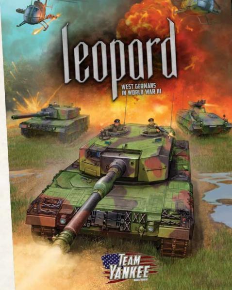 Flames Of War (Team Yankee): Leopard - West Germans In WWIII