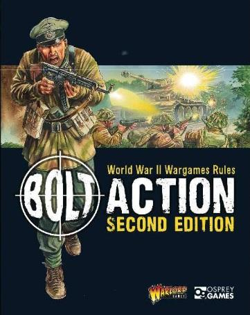 Bolt Action, 2nd Edition Rulebook