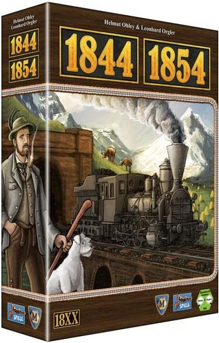 1844/1854 Switzerland
