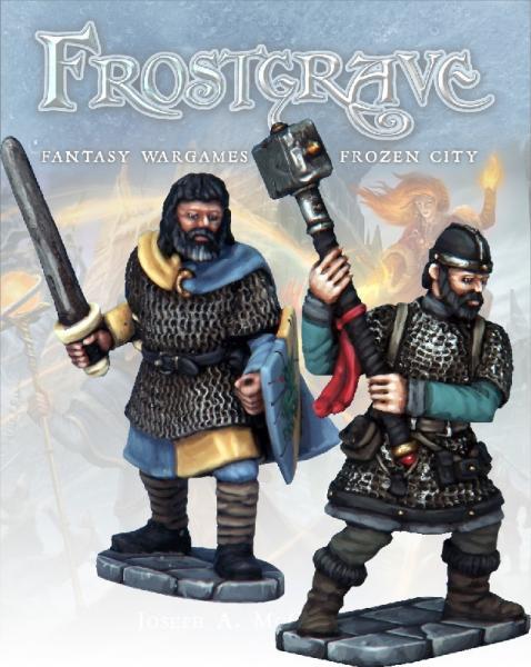 Frostgrave: Knight & Templar II