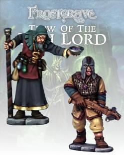 Frostgrave: Cult Apothecary & Marksman