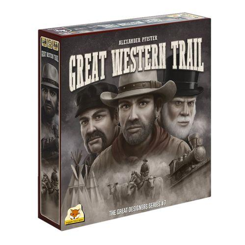 Great Western Trail (Core Game)