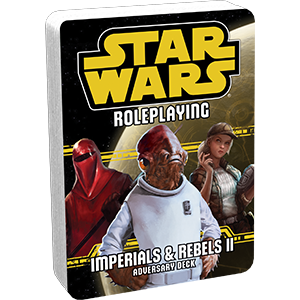 Star Wars RPG:  Imperials and Rebels II