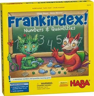 Frankindex!: Numbers & Quantities