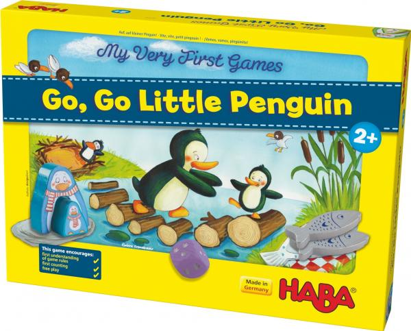 My Very First Game: Go, Go Little Penguin!