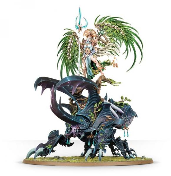 Age of Sigmar: Alarielle the Everqueen