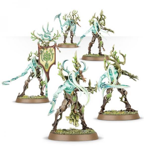 Age of Sigmar: Tree-Revenants