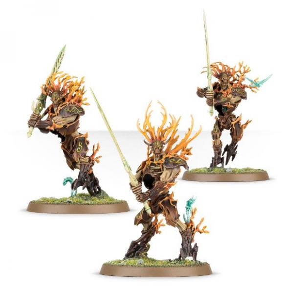 Age of Sigmar: Kurnoth Hunters