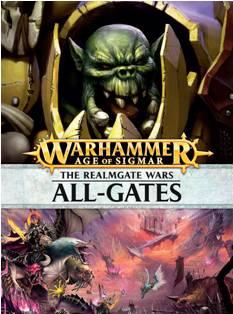 Age of Sigmar: REALMGATE WARS 4 ALL-GATES (HC)