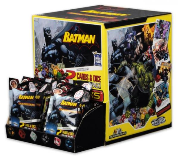 DC Dice Masters: Batman (1 Single Blind Pack)