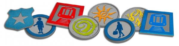 The Others: Plastic Token Pack