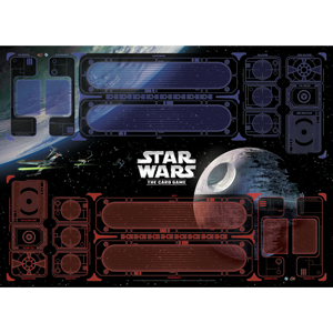 Star Wars: Galactic Conflict Two-Player Playmat