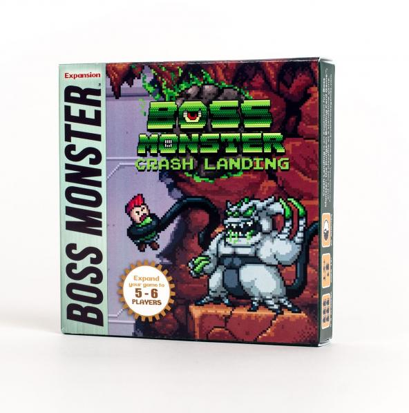 Boss Monster: Crash Landing (Expansion)
