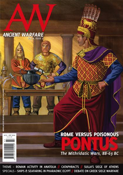 Ancient Warfare Magazine: Volume 10, Issue #3