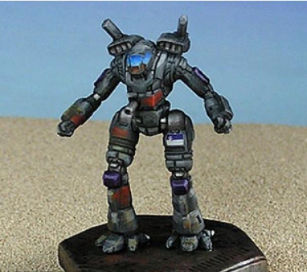 BattleTech Miniatures: Ostscout OTT-7J