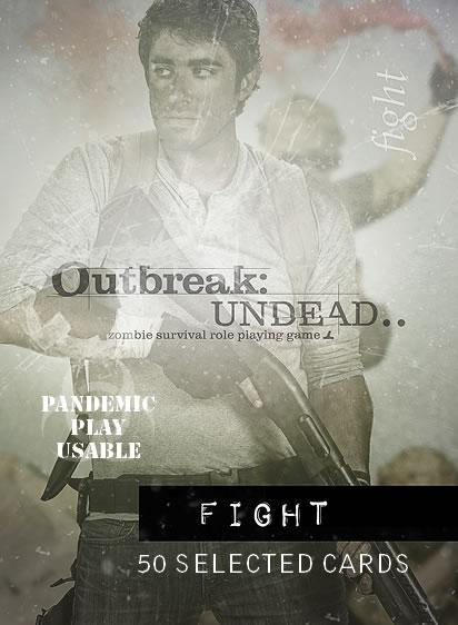 Outbreak - Undead RPG: Fight Deck