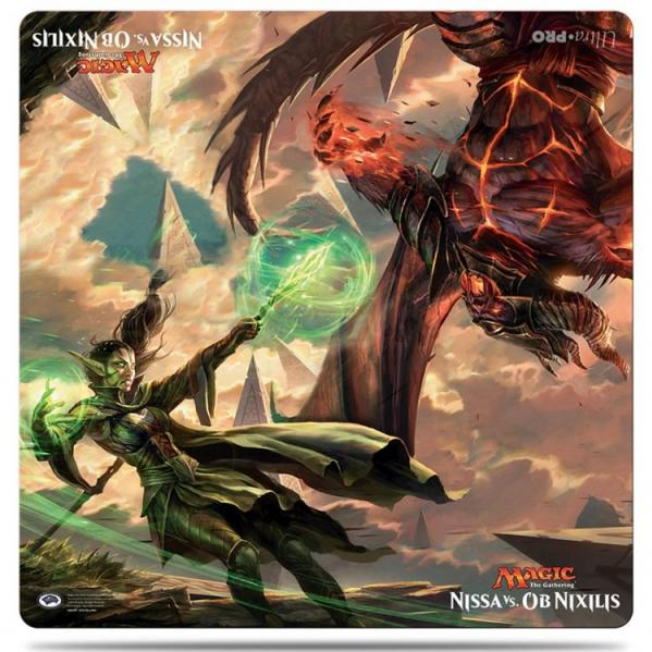 Magic The Gathering: MtG Duel Play Mat 2016 - Nissa vs Ob Nixilis