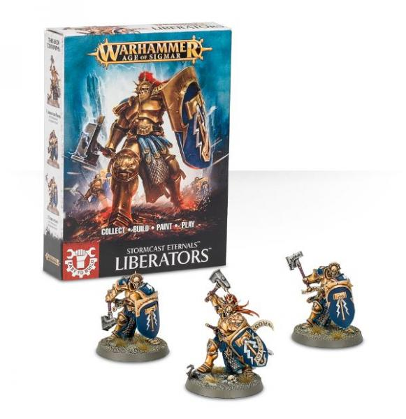 Age of Sigmar: Liberators (Easy to Build)