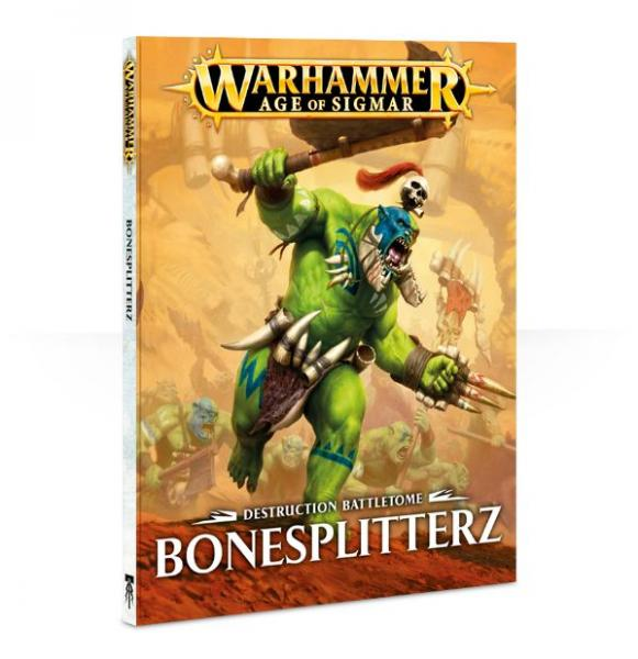 Age of Sigmar: Battletome: Bonesplitterz