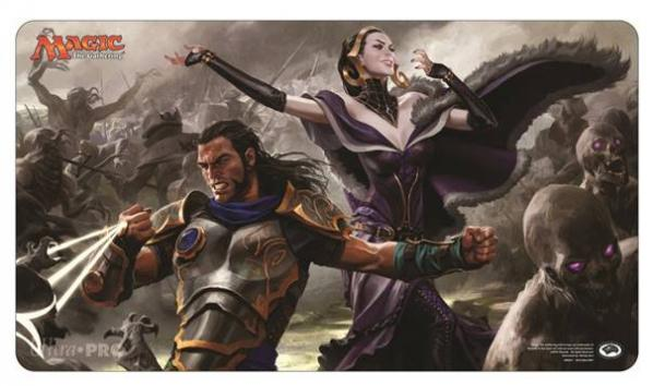 Magic The Gathering: Eldritch Moon - Deploy the Gatewatch playmat