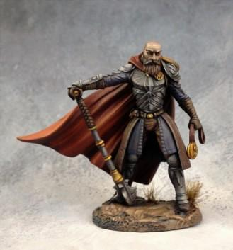 Visions In Fantasy: Male Cleric w/Mace (1)