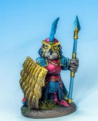 Critter Kingdoms: Owl Warrior