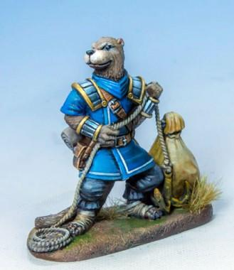 Critter Kingdoms: Otter Rogue w/Loot