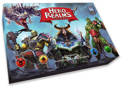 Hero Realms: Deckbuilding Game (Core Game)