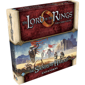 Lord of the Rings LCG: The Sands of Harad Expansion