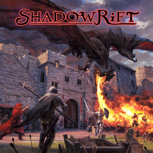 Shadowrift: Core Game (2nd Edition)