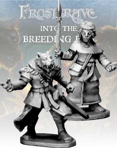 Frostgrave: Beastcrafter & Apprentice