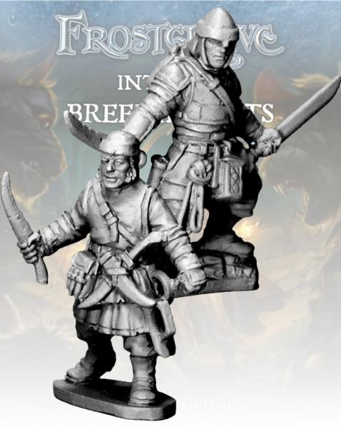 Frostgrave: Tunnel Fighter & Trap Expert