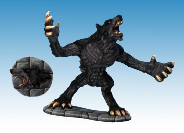 Frostgrave: Werewolf