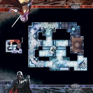 Star Wars: Imperial Assault - Nelvaanian War Zone Playmat