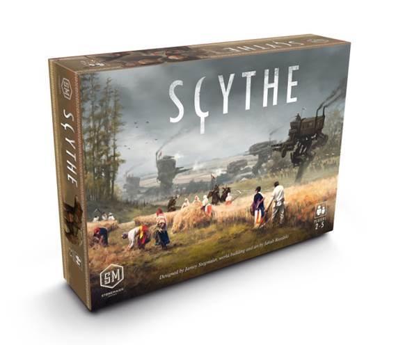 Scythe: Core Game